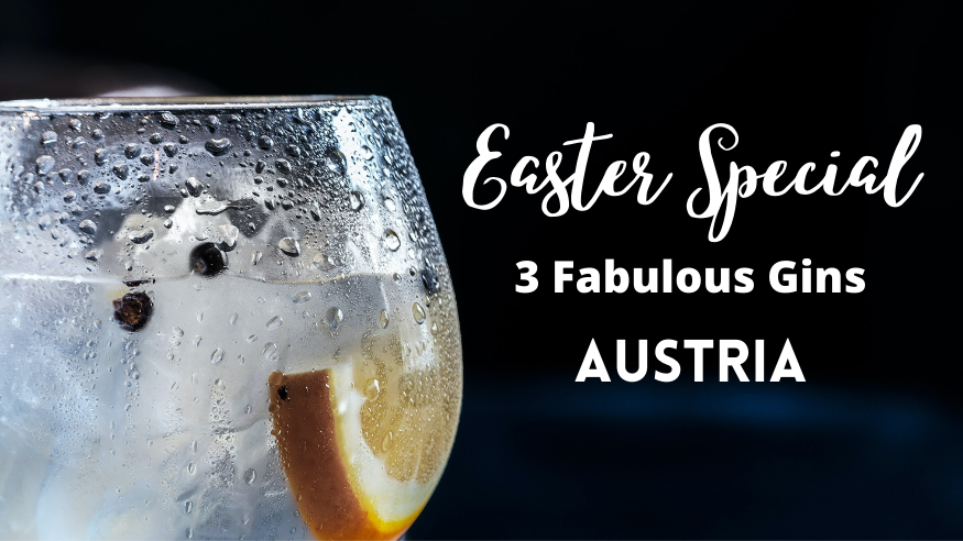 Easter Special Craft Gins Austria