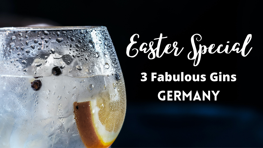 Easter Special Craft Gins Germany