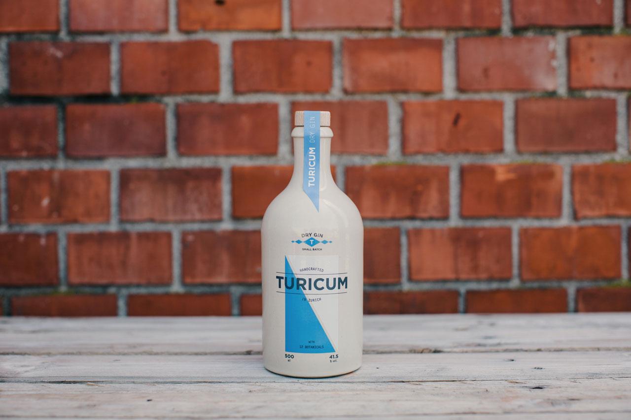 Turicum Swiss Gin Craft Gin Switzerland Zurich