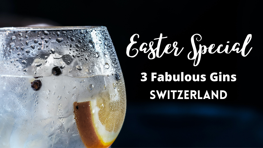 Easter Special Craft Gins Switzerland