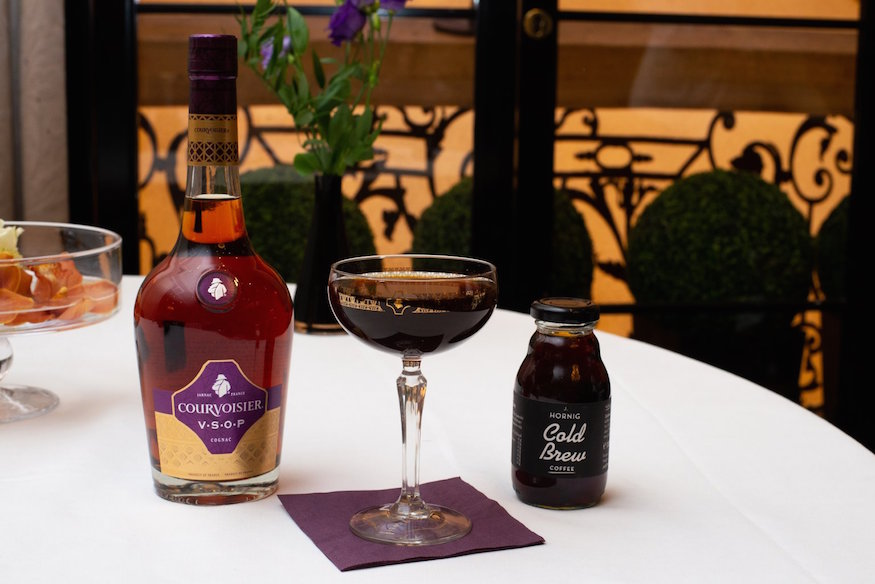 Cafe Courvoisier Courvoisier VSOP Cognac