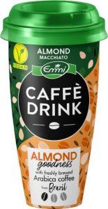 Emmi Vegan CAFFÈ DRINK Almond Macchiato 230ml