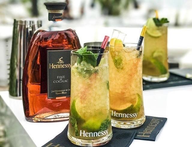 Hennessy Cognac Summer Cocktails Class