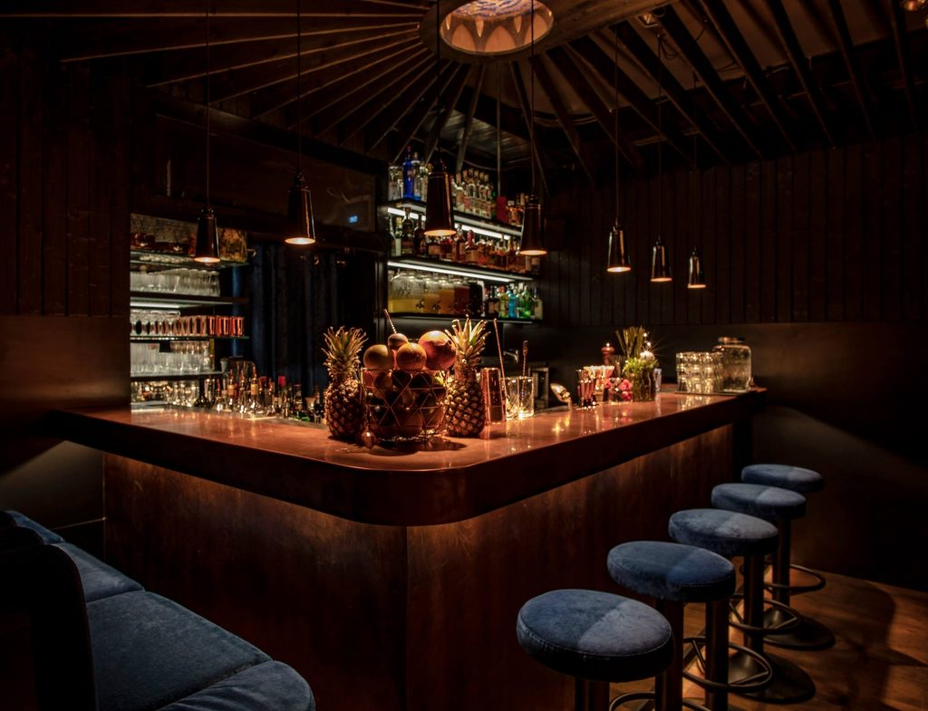 The Chapel Cocktail Bar Vienna