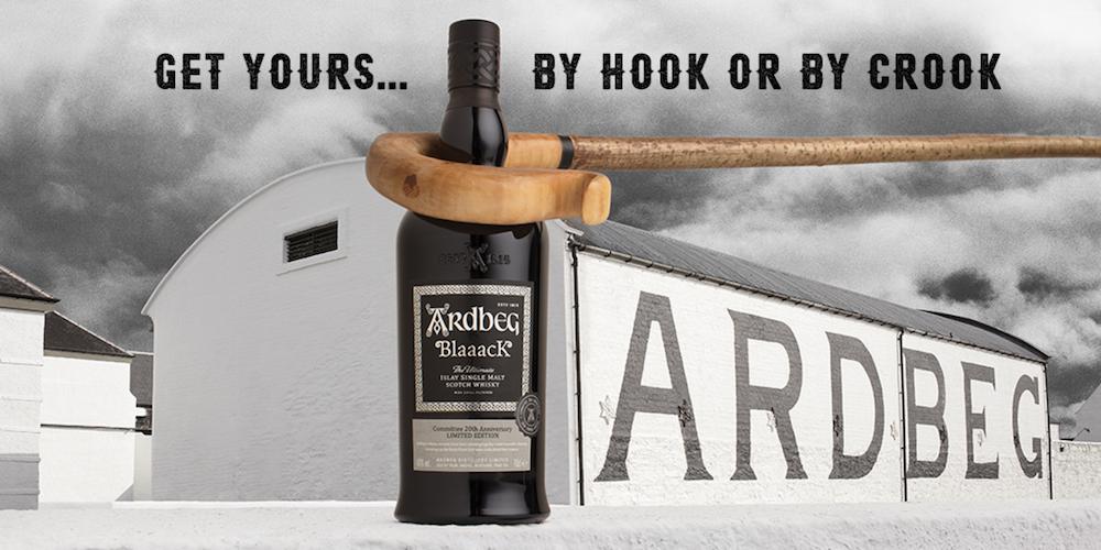 Ardbeg Blaaack Sheep Ardbeg Day Islay Whisky
