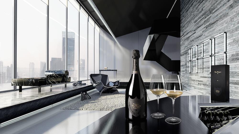 Dom Pérignon House of Plénitudes P2 Champagne Food Pairing Ferran Adria Zurich