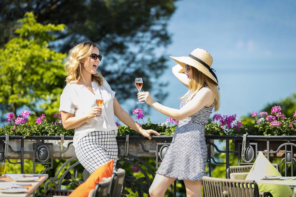Fairmont Le Montreux Palace Terrace Cocktail