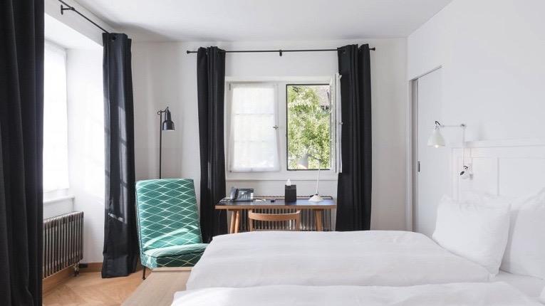 Marktgasse Hotel Zurich Junior Suite