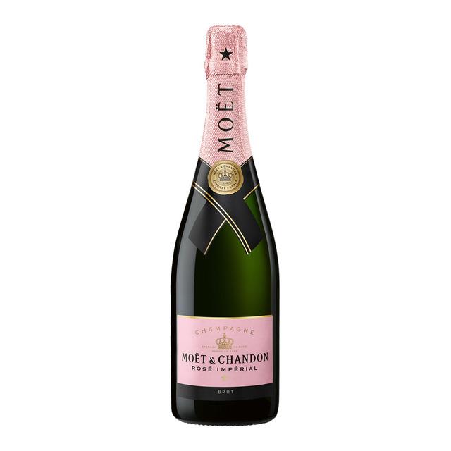 Moët Hennessy Moët Chandon Brut Imperial Rosé Champagne