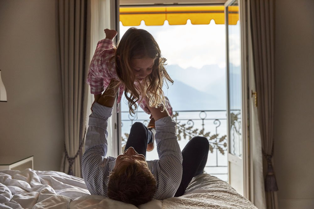 Fairmont Le Montreux Palace Family Holiday Switzerland