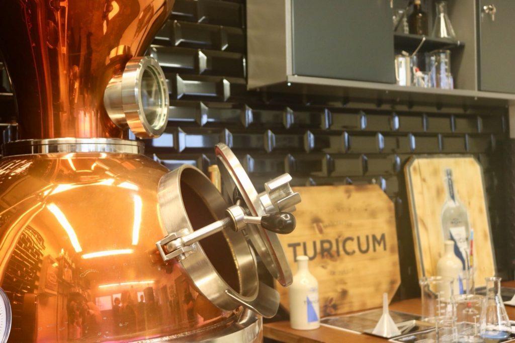 Turicum Distillery Zurich Turicum Gin Gin Lab