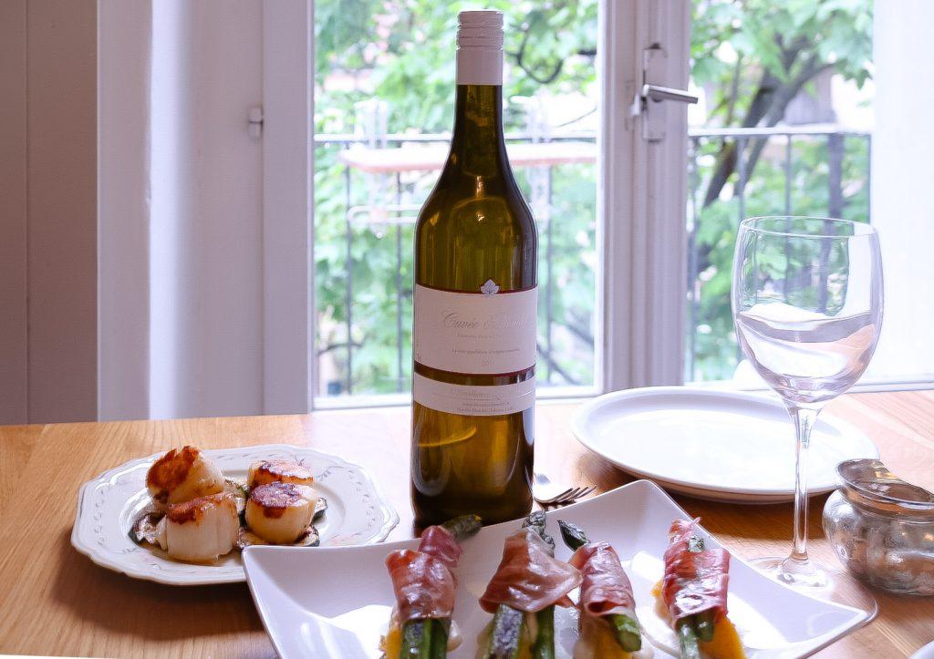 Domaine Blondel Cuvée Blondel Chasselas Lavaux Swiss Wine