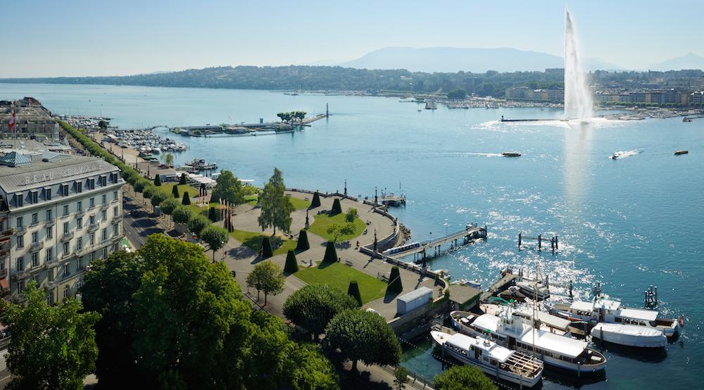 Swiss Deluxe Hotels Beau Rivage Genève