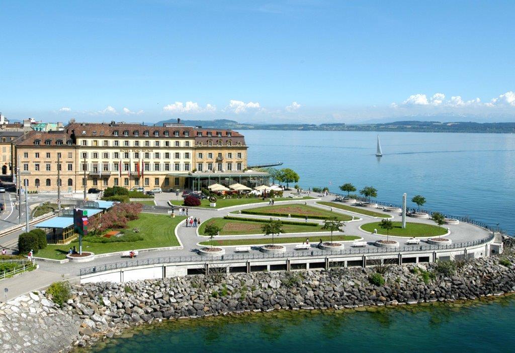 Swiss Deluxe Hotels Beau Rivage Hôtel Neuchâtel