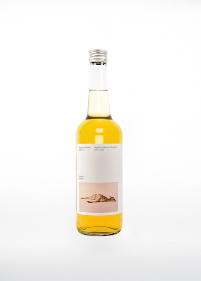 Fernet Hunter Bottle Front