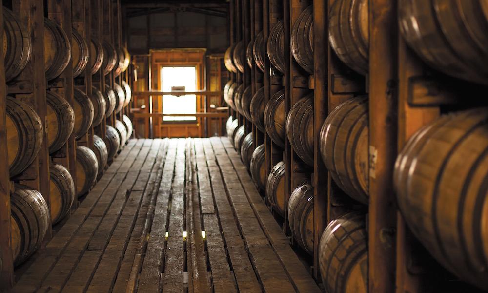 Maker's Mark Kentucky Bourbon Barrel Warehouse