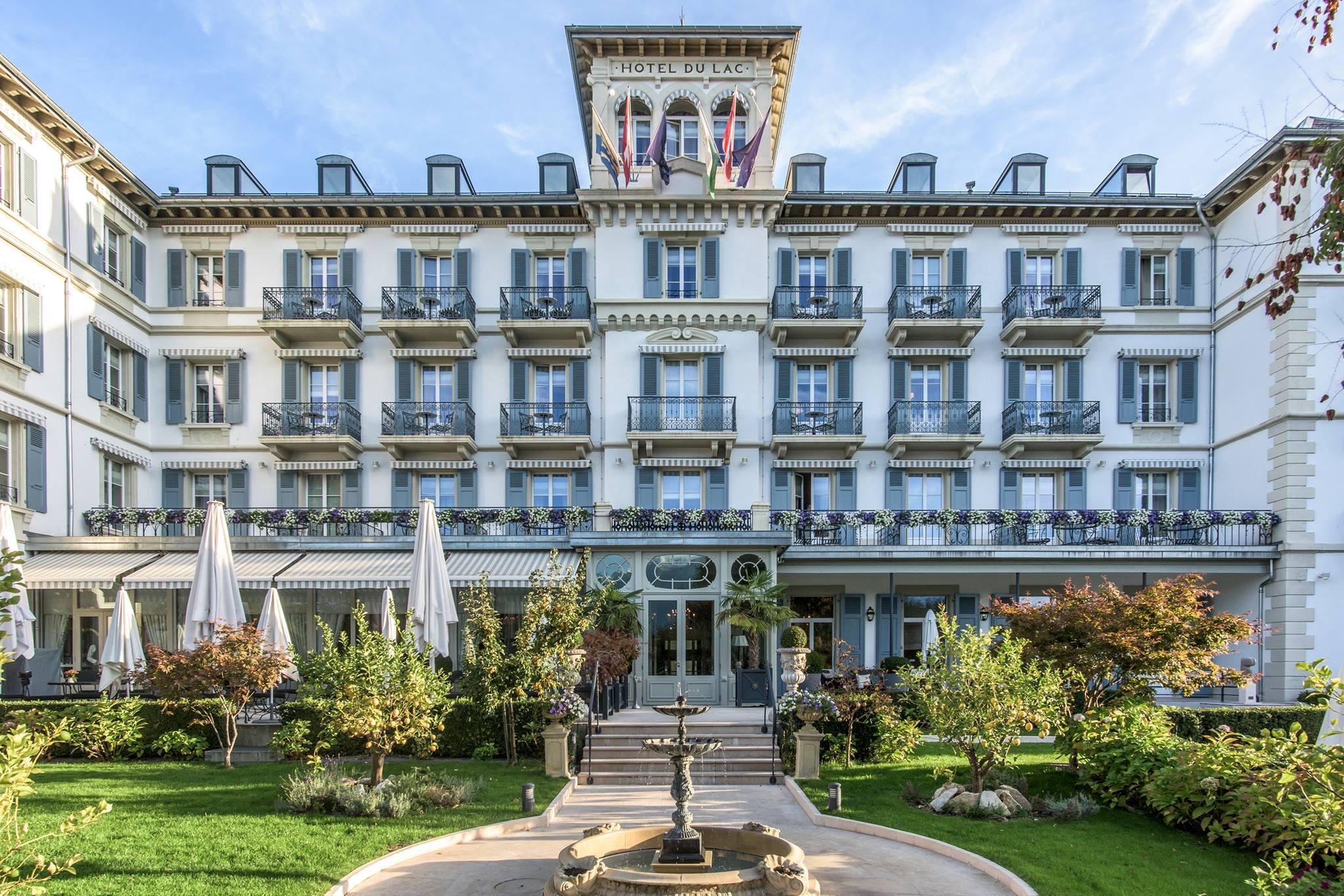 S.Pellegrino Sapori Ticino 2020 Grand Hotel du Lac Vevey