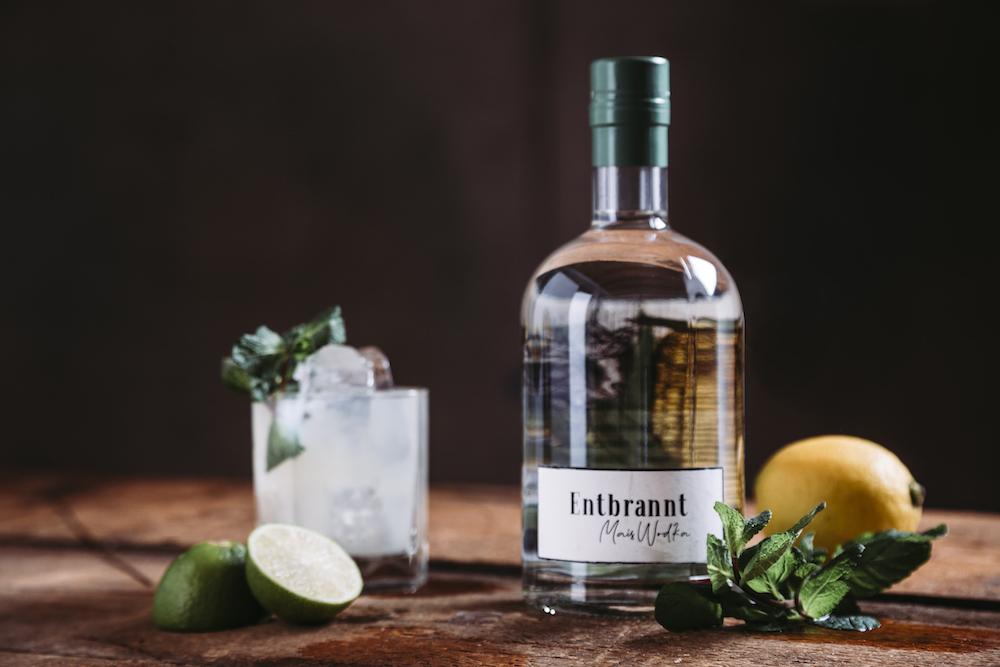 Entbrannt Mais Wodka Cocktail Recipe Vodka Sour