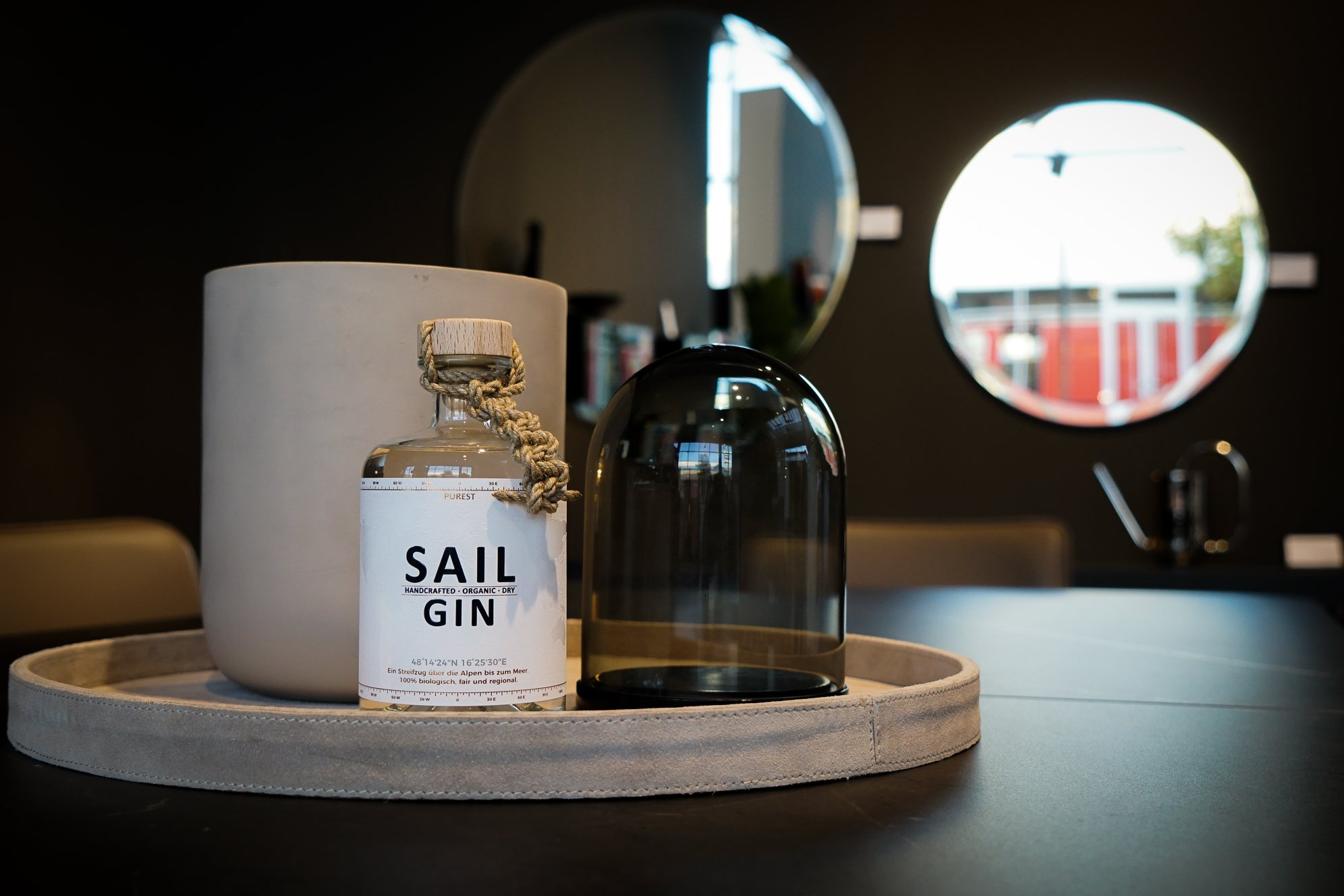 Purest Sail Gin Handcrafted Organic Gin Austria