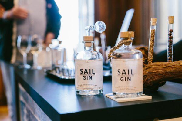 Purest Sail Gin Handcrafted Organic Gin Vienna Austria