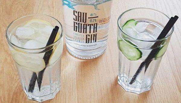 Sauguata Gin Cocktail Recipes
