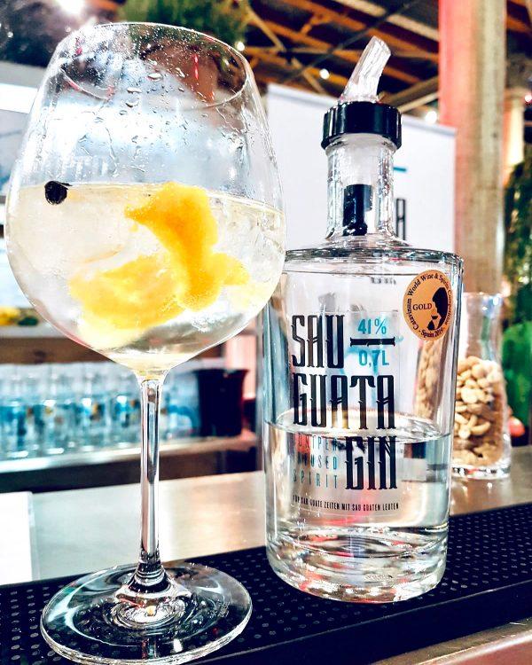 Sauguata Gin Cocktail Valenciano