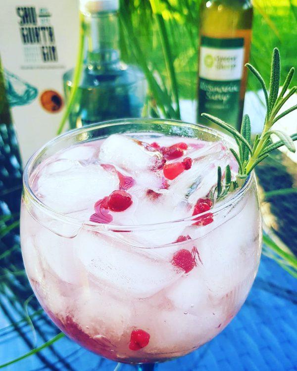 Sauguata Gin Cocktail Ginmary