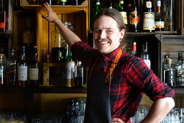 CocktailBar Tiima Juho Ronkainen 8 Kohokohdat Kuva Ronja Honko