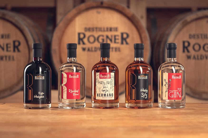Destillerie Rogner Waldviertel Österreich Craft Spirits