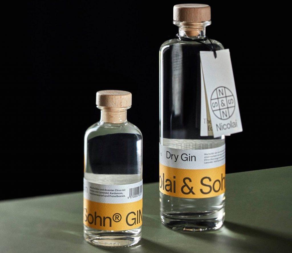 Nicolai und Sohn Craft Whisky Distillery Erfurt Thuringia Germany Pot Still Dry Gin
