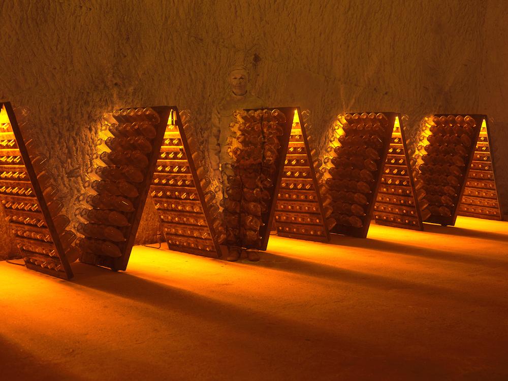 Ruinart Champagne Art Collaborations Liu Bolin Blanc de Blancs Crayeres