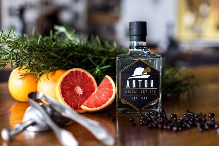 Anton Rottal Dry Gin Craft Gin Niederbayern Lower Bavaria Small Batch Germany