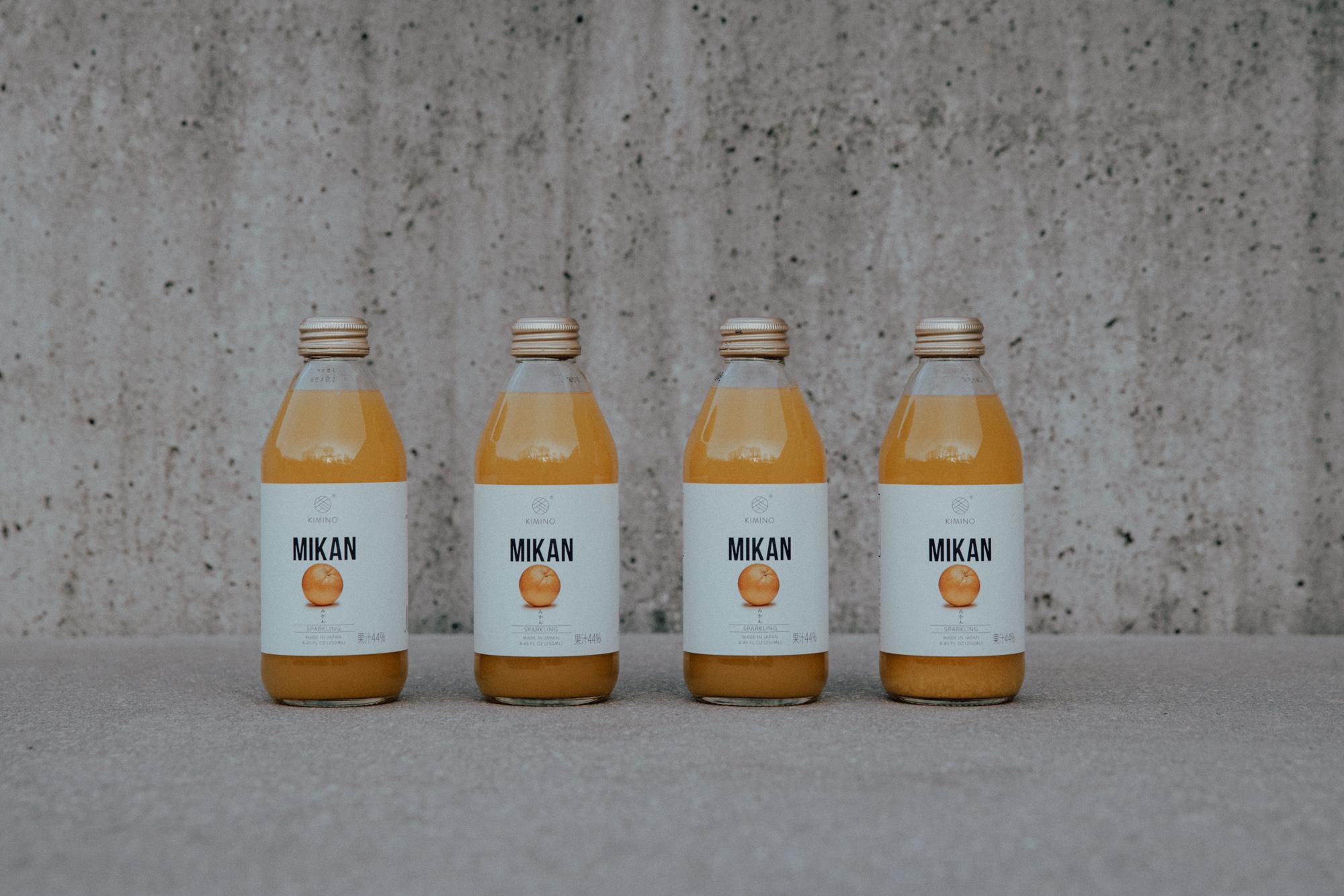 Andreas Lugmayr Kimino Sparkling Soda Mikan