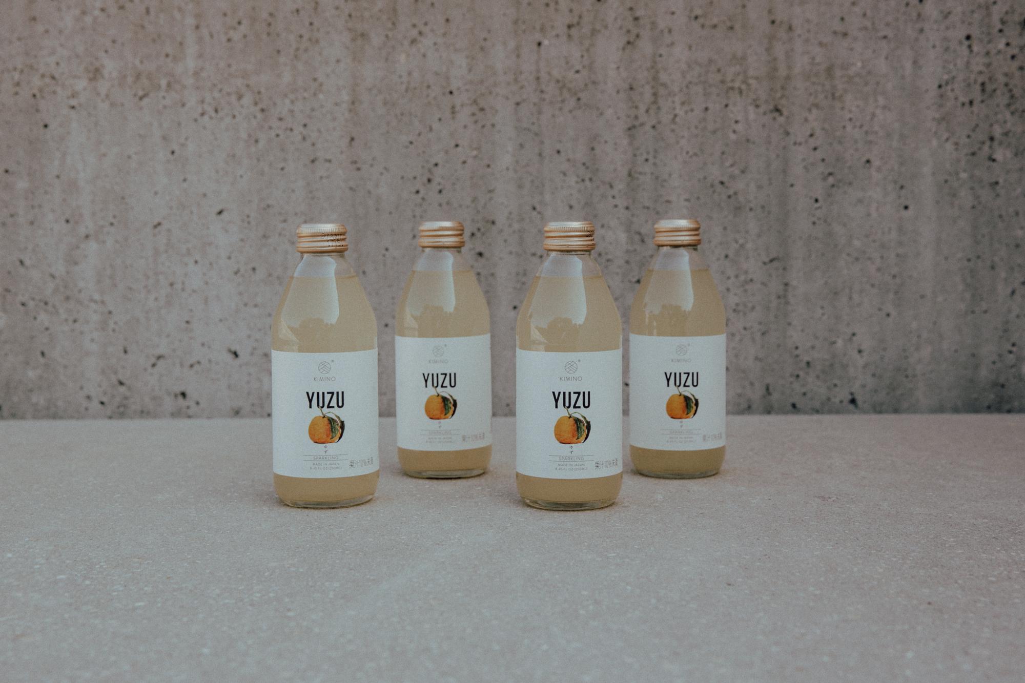 Andreas Lugmayr Kimino Sparkling Soda Yuzu