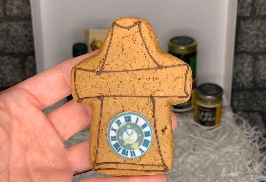 Fabdrinx Steier Box Entbrannt Uhrturm Bäckerei Lebkuchen