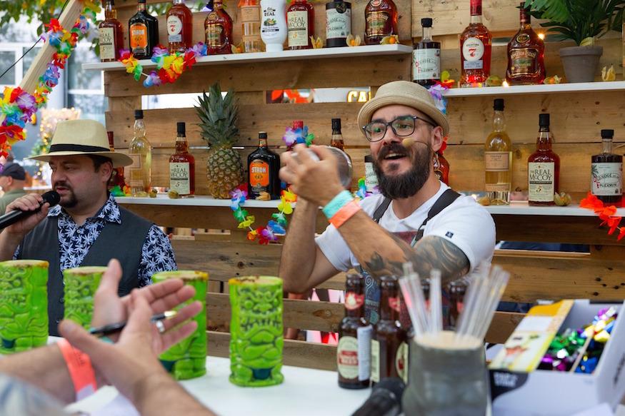 Old Judge Spirits Tiki Match Liquid Market Vienna Erhard Ruthner Barman