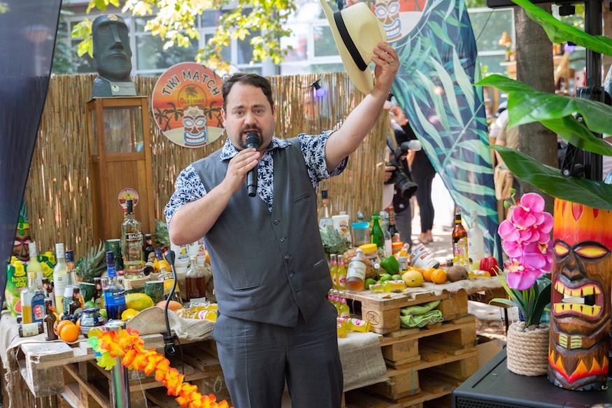 Old Judge Spirits Tiki Match Liquid Market Vienna Erhard Ruthner