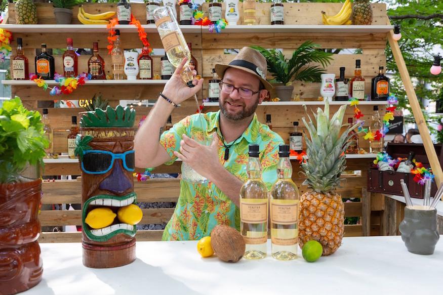Tiki Match Markus Altrichter Old Judge Spirits Liquid Market Vienna