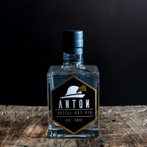 Anton Rottal Dry Gin Front