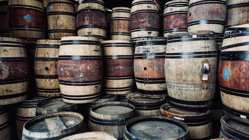 Codigo 1530 Tequila Mexico Barrels