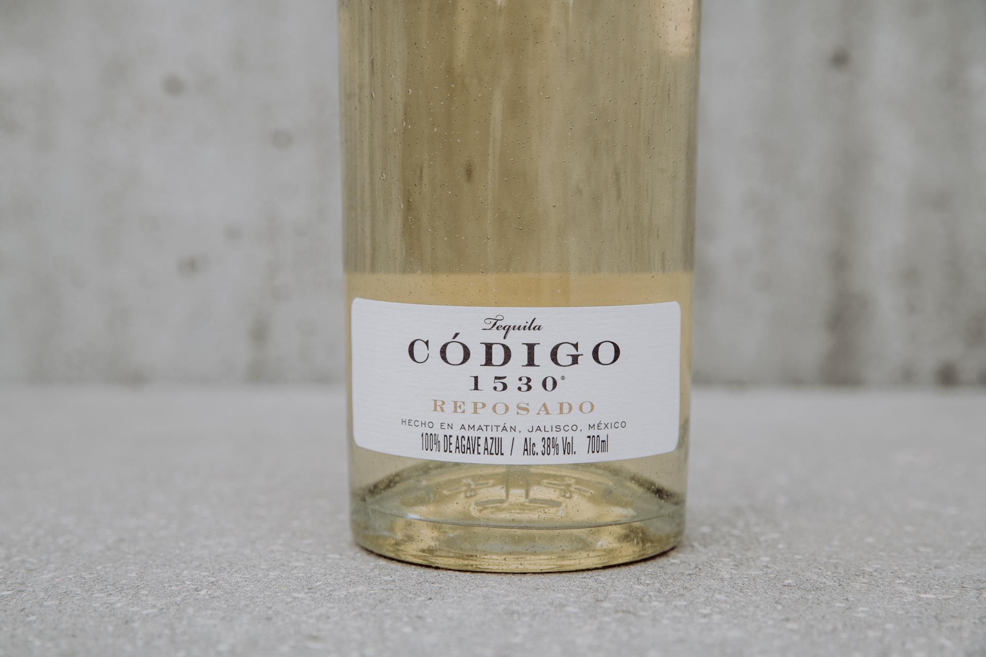 Codigo 1530 Tequila Mexico Codigo Reposado