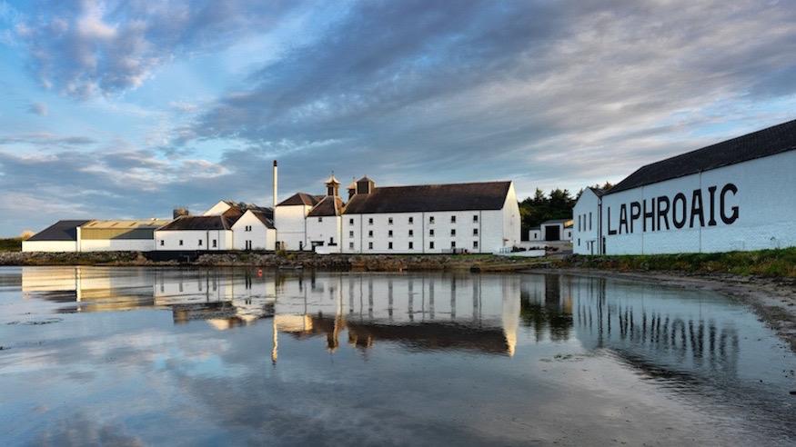 Laphroaig Distillery Buildings