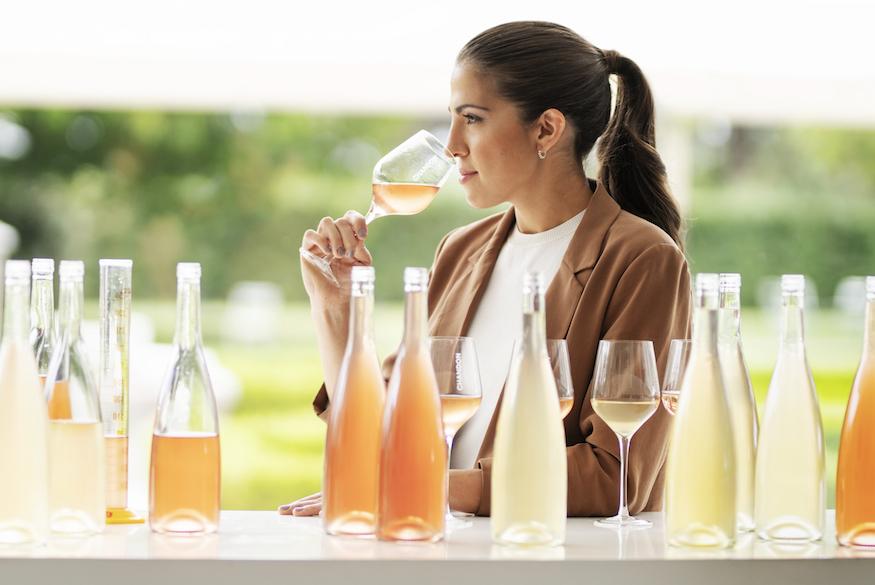CHANDON GARDEN SPRITZ Ana Paula Bartolucci winemaker tasting