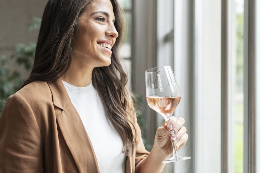 CHANDON GARDEN SPRITZ Ana Paula Bartolucci winemaker