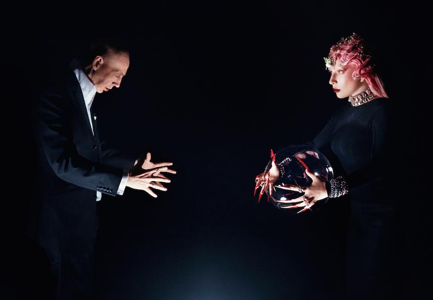 Dom Pérignon x Lady Gaga - Nick Knight x Lady Gaga