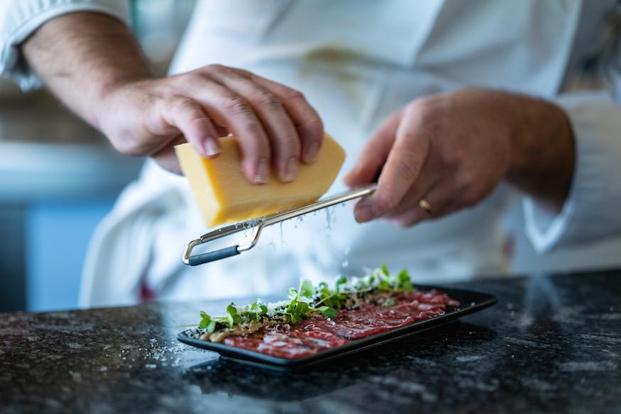 Le Floris by J-E. Hurstel Fusion Restaurant Geneva En Cuisine