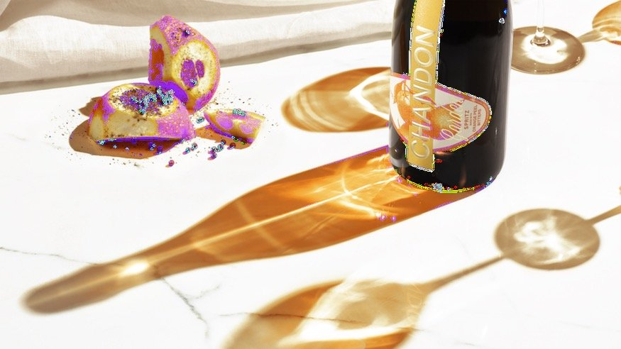 CHANDON GARDEN SPRITZ New Summer Drink