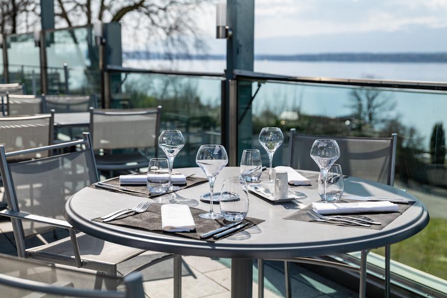 Le Floris by J-E. Hurstel Fusion Restaurant Geneva