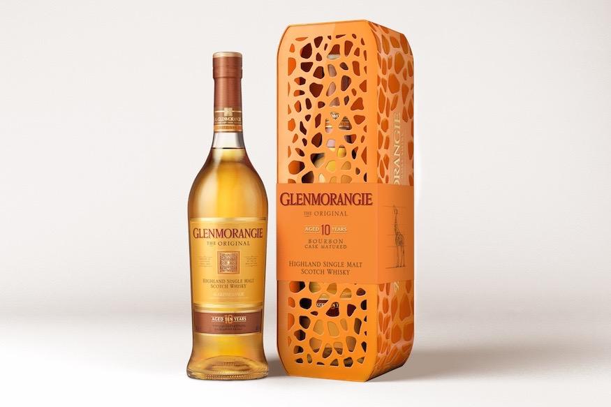 Glenmorangie Giraffe GIftbox