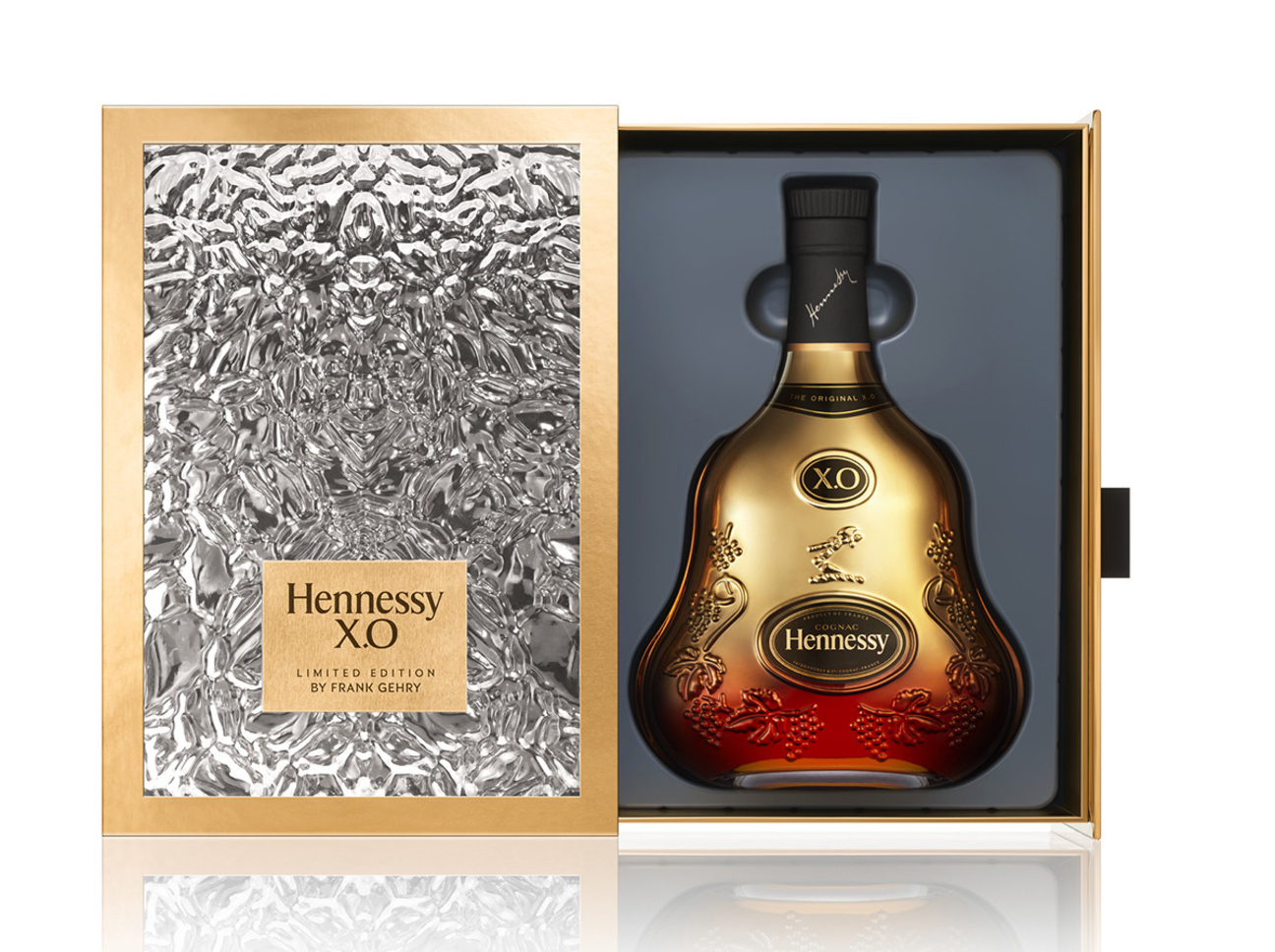 Hennessy X.O Frank Gehry Limited Edition Giftbox